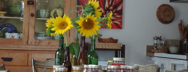 Mom's Kitchen Table (August 2012)